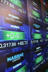 stock trading news